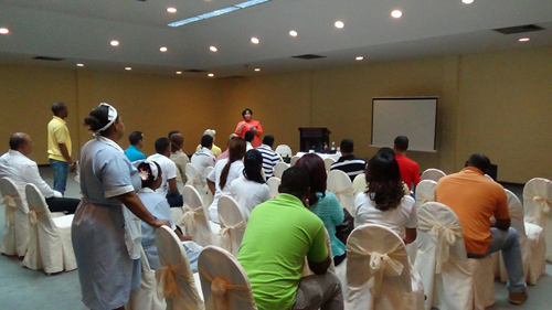 Training provided to promote quality in tourism services in Puerto Plata