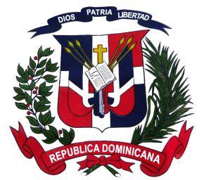 Escudo Nacional - Bandera Dominicana